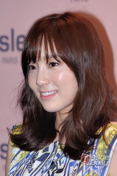 Taeyeon @ Sisley New Product Launching Event Tumblr_m7npvyCkD91qc6cb5o1_500