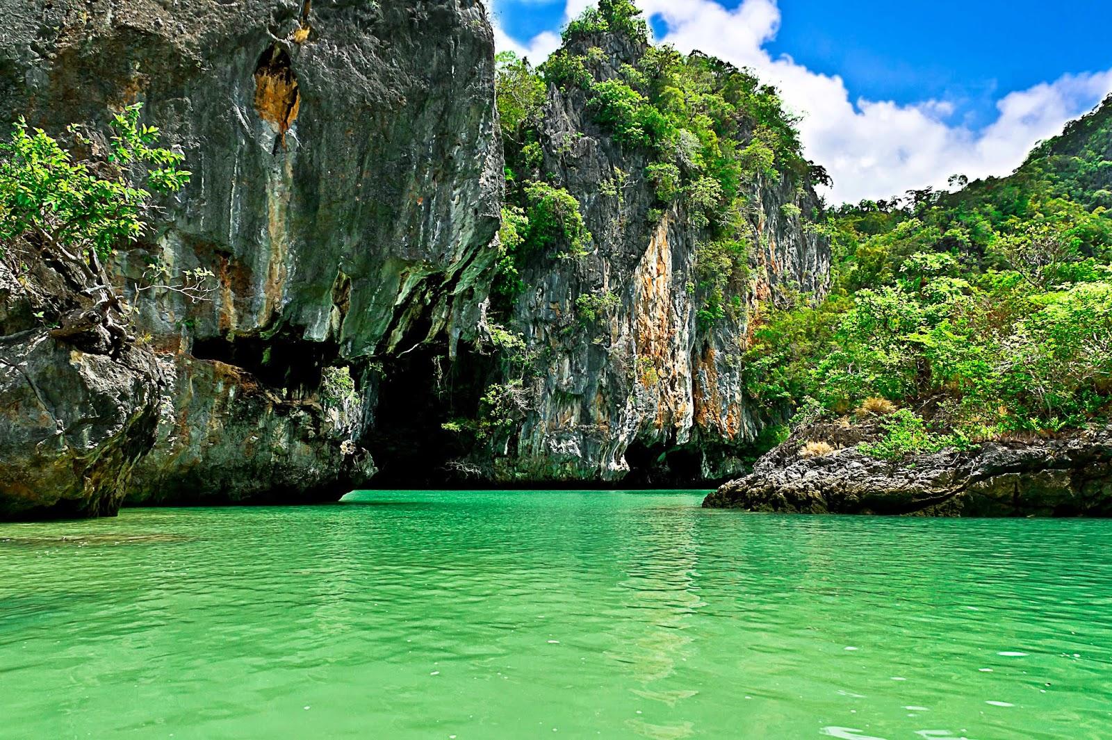 landscape photography phuket tropical island of thailand