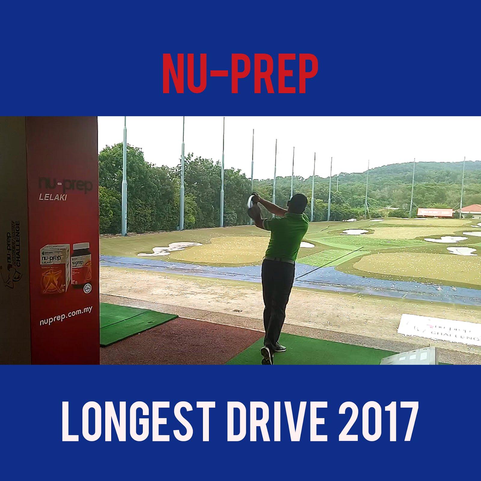 Nu-Prep LONGEST DRIVE 2019.GOLF.