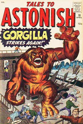 Tales to Astonish, Gorgilla strikes again