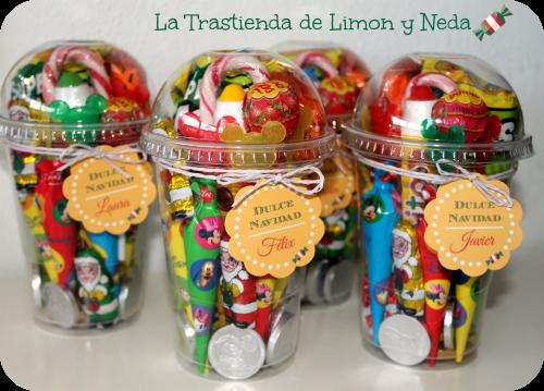 La trastienda de lim n y neda regalar chuches de forma - Regalos originales para navidad 2014 ...