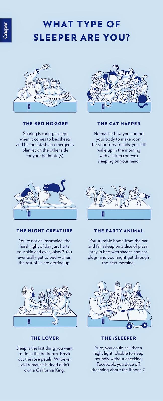 What Type Of Sleeper Are You Alicegracebeauty Uk