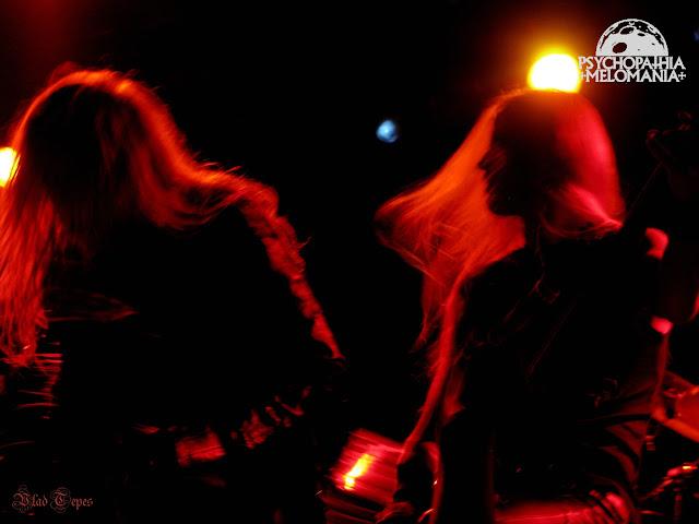 Thebon & Wizziac (Keep of Kalessin) @Metalfest 2008, Elysée Montmartre, Paris