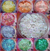 Flower Sequine Big