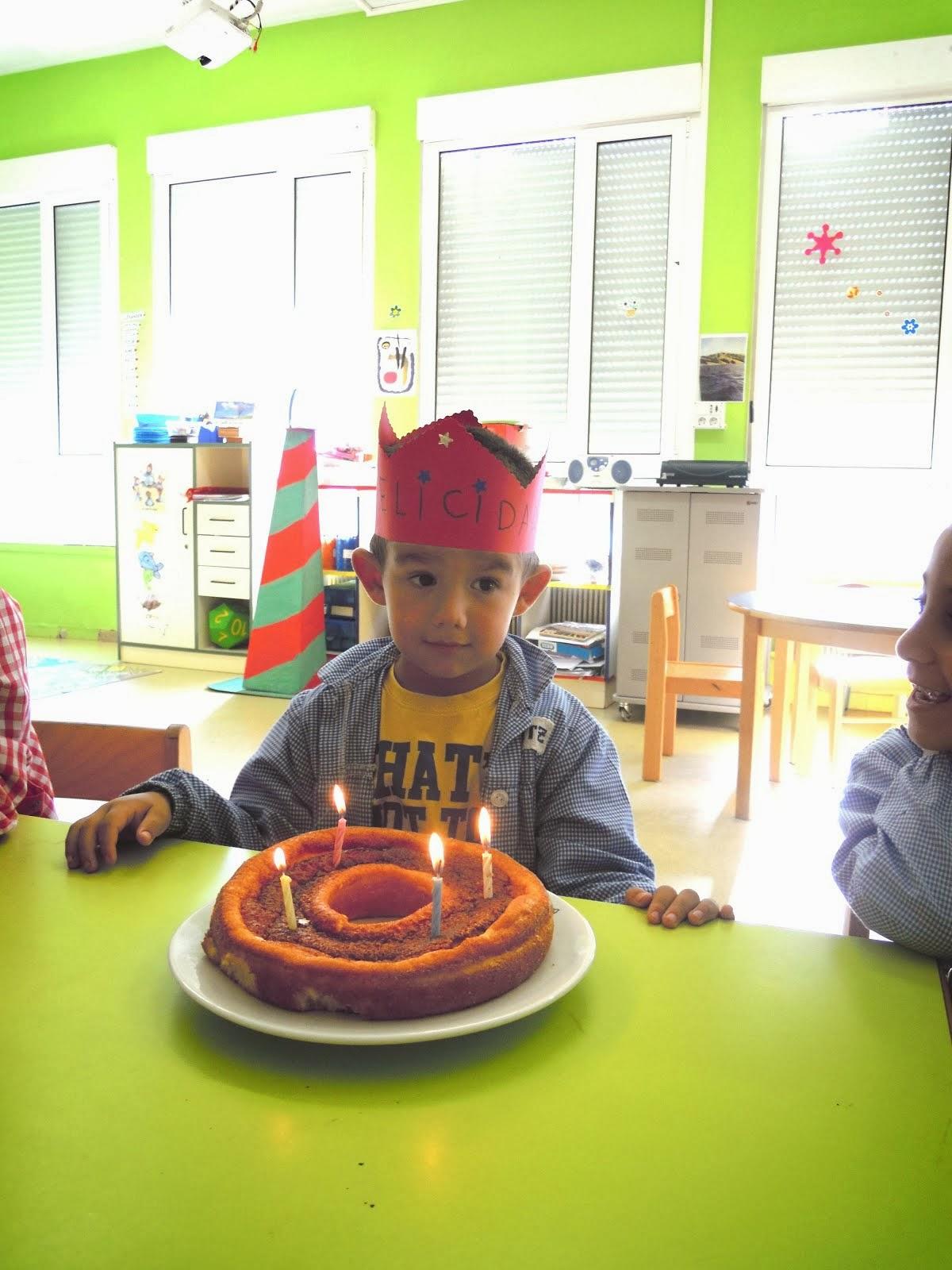 Cumpleaños de Ekaitz