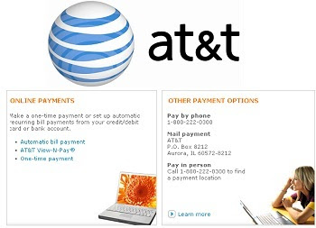 Guide for Paying AT&T Bill