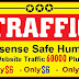 REAL Visitors to your Website or Blog to Boost your Alexa, Adsense Safe Human Website Traffic for $6