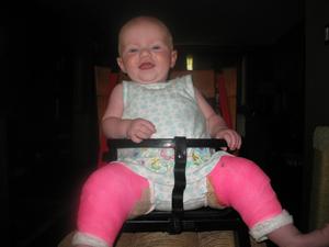 Addie Loves Her Handy Sitt