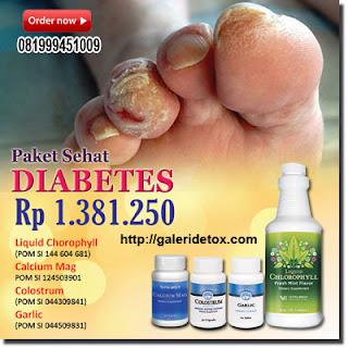 Paket Sehat Diabetes