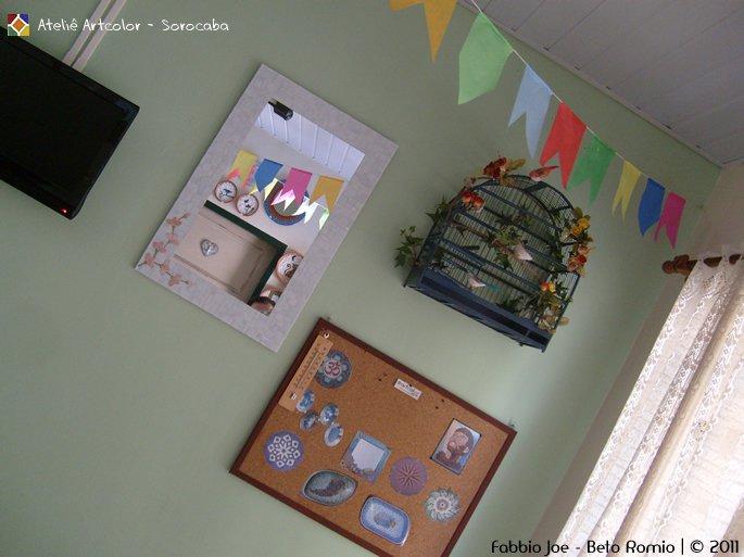 Aparador Com Gavetas Branco ~ Mosaicos Joe& Romio Artcolor Ateli u00ea Sorocaba