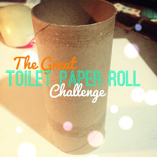My craft channel mar 15th the great toilet paper roll for Toilet paper roll challenge