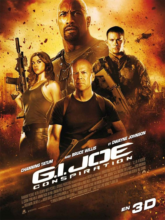 G.I. Joe Retaliation (2013) Poster