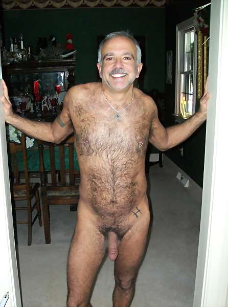 image of mature gay naked