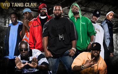 wu tang all members - wallpapers de rap