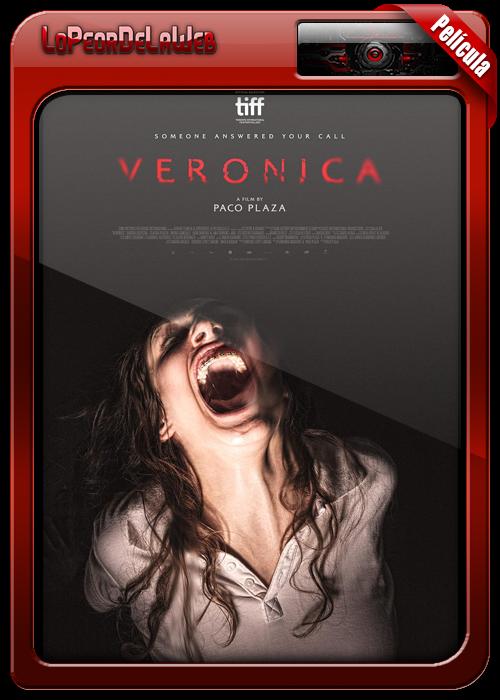 Verónica (2017) [Terror-Posesión Diabólica] 720p H264