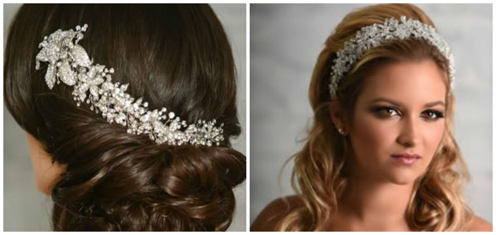 Bridal tiaras and veils - Maritza Bridal Veils Inc Uses Only The Very Best Crystal On Every Piece That They Design Each Custom Piece Brings A Special Elegance To Your Wedding