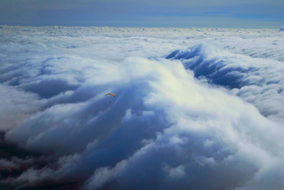 Marea de nubes