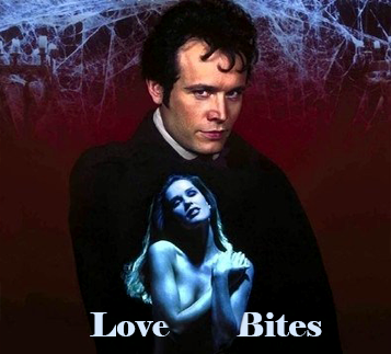Adam Ant stars on film Love Bites, 1993.