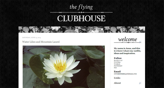 October Rebel has moved to The Flying Clubhouse