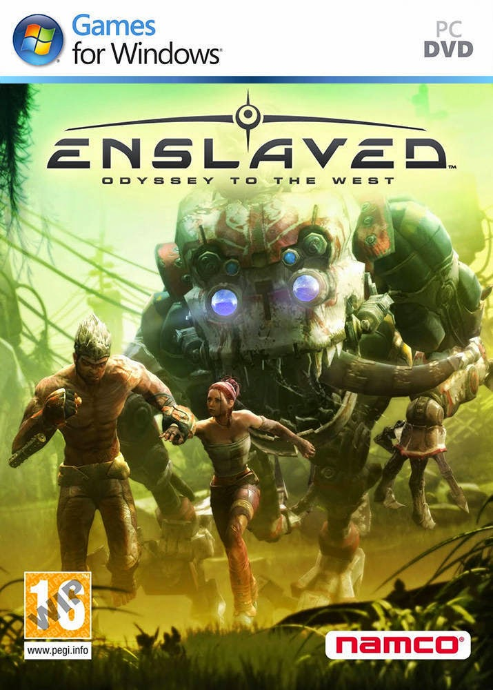 ENSLAVED : ODYSSEY TO THE WEST PREMIUM EDITION
