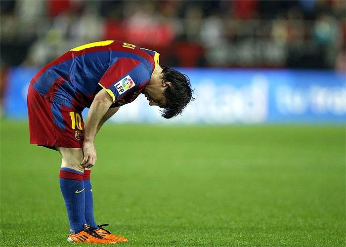 Messi-agotado