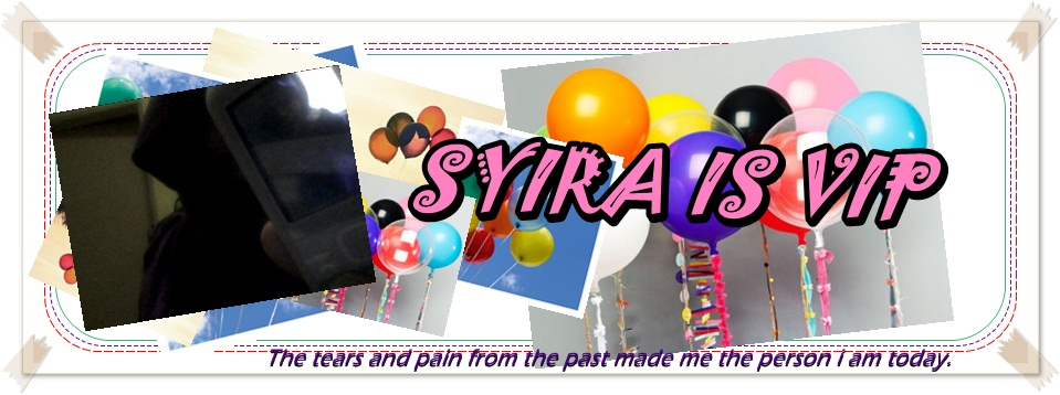 Syira Is VIP