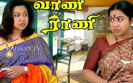 Vani Rani : Forum, Videos, Latest News, Photos