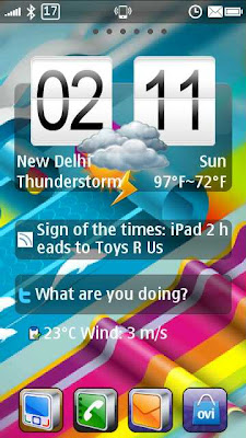 nokia themes abstract2