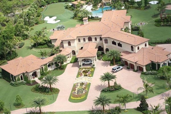 Tiger Woods House