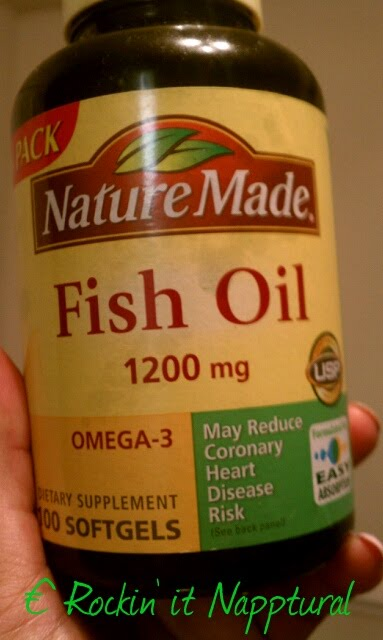 Feed your hair fish oil for stronger healthier hair for Fish oil for hair