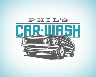 coche creativos  logos inspiración