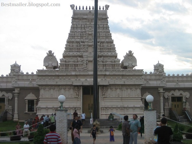 Wonderful Indian Temples Abroad.6