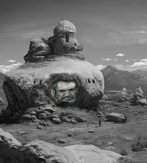 Sol oscuro 4th: La Cara en la Piedra