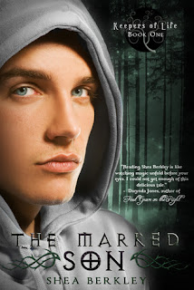 Interview With :   Shea Berkley, Author of The Marked Son