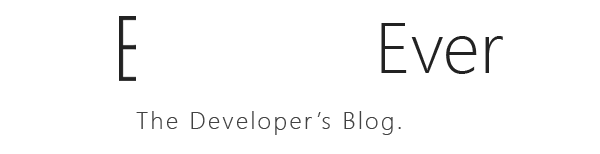 Blogger Ever