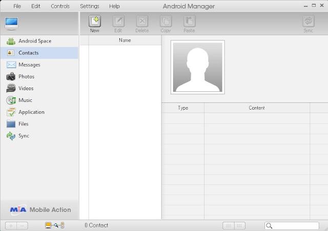 برنامج مجاني لمزامنة الملفات وإدارة الأندرويد من الكمبيوتر لاسلكياً بالواي فاي Android Manager WiFi 2.1