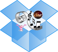 Dropbox y BandasSonorasDeCine