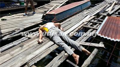 Mayat Penganas Sulu Di Kg Simunul