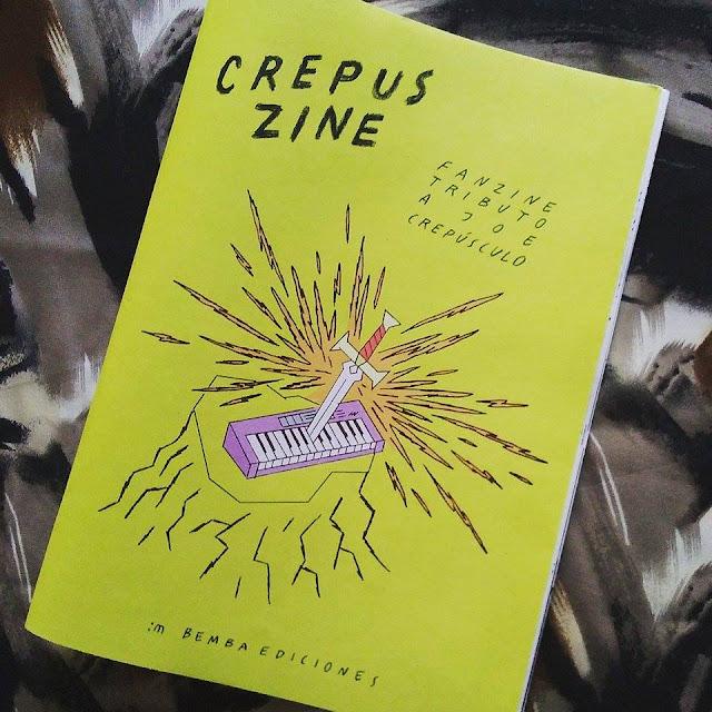 CREPUS ZINE Y GALLERY WEEKEND
