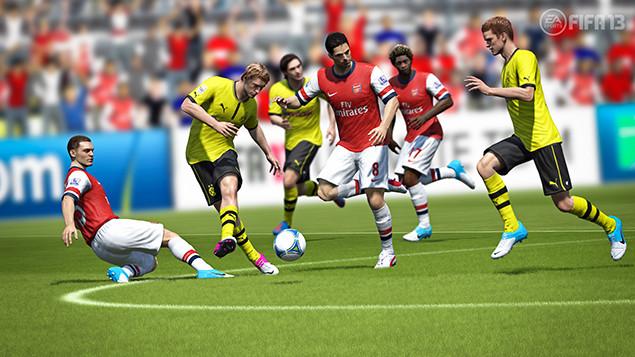 FIFA 13 Demo ScreenShoot
