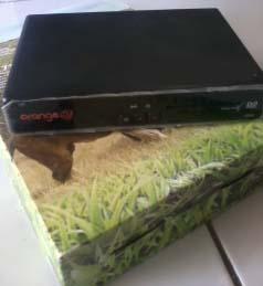 Cara atur decoder Orange TV bisa automatic scan.