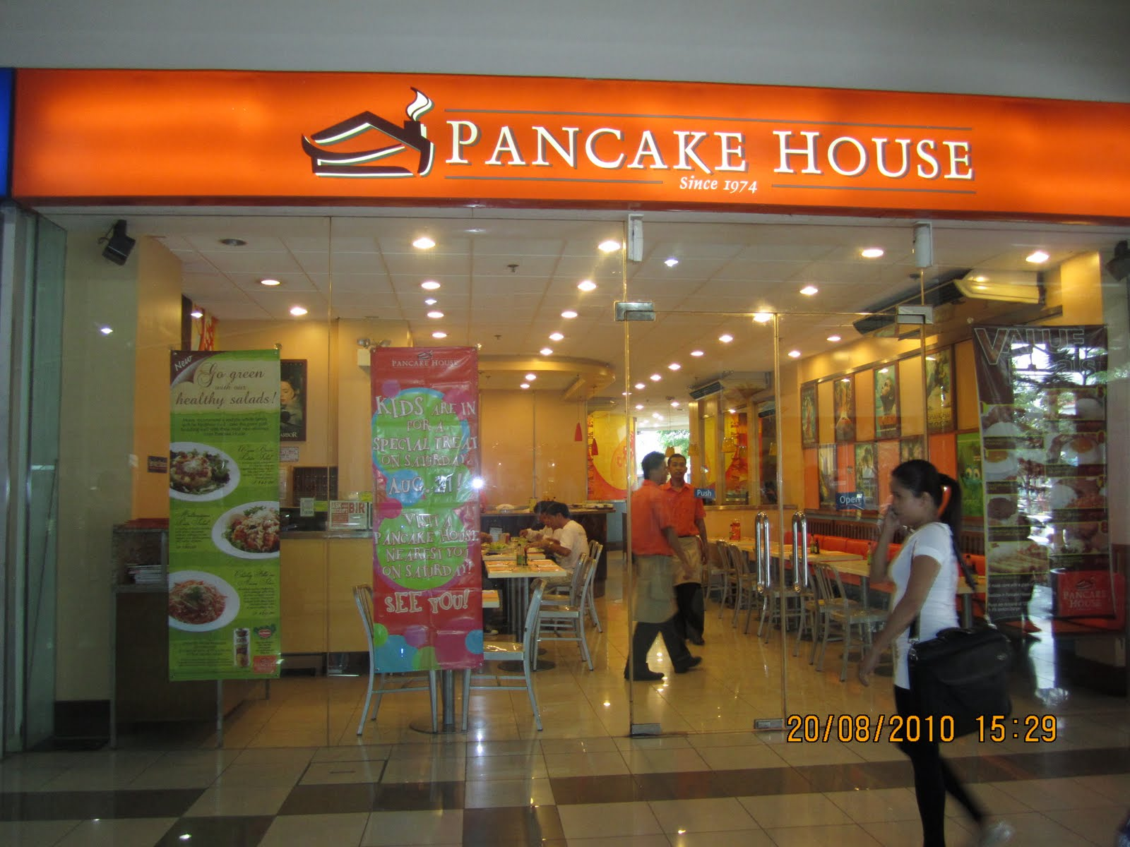 pancake house Come in and enjoy the historic sylvan beach pancake house relaxed, comfortable & family-friendly look for our season specials.