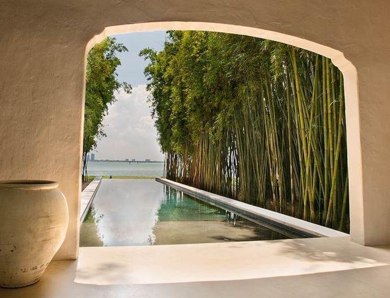 Villa de lujo de Calvin Klein en Miami.