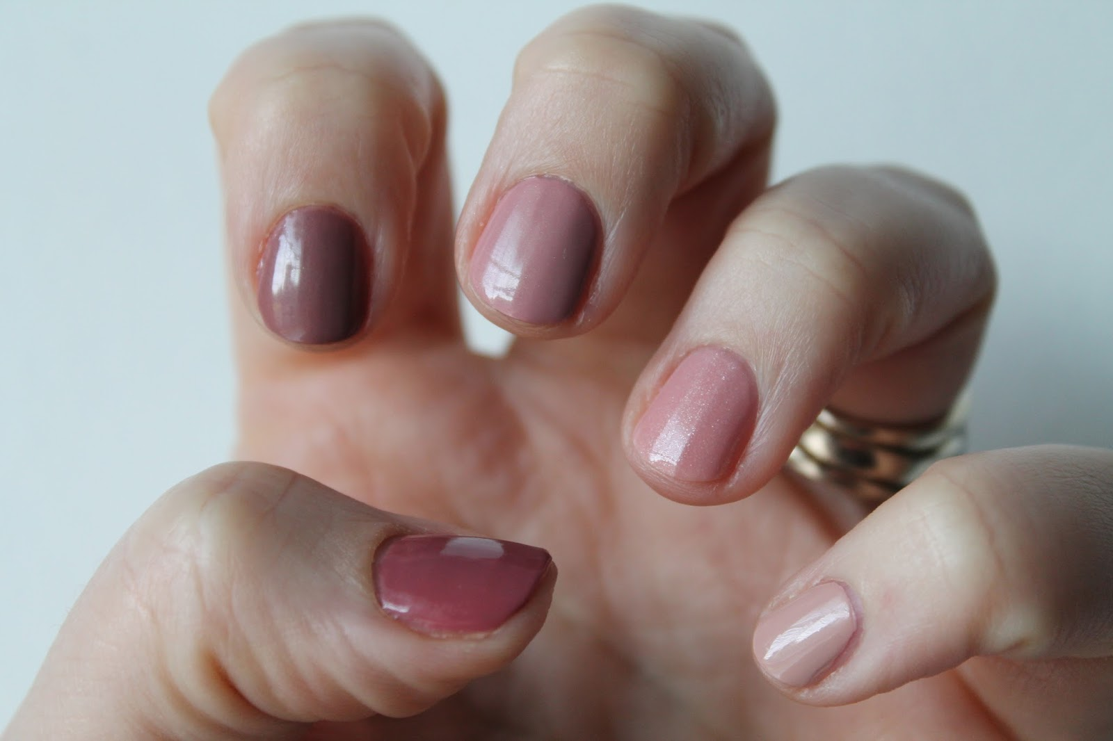 The New Black: Gypsy Rose Ombre - At the Pink of Perfection