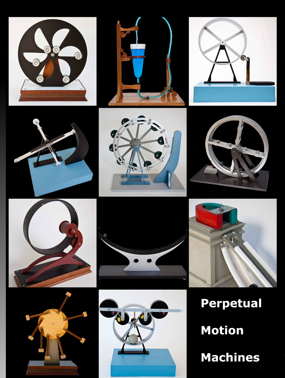 Perpetual Motion Inventions