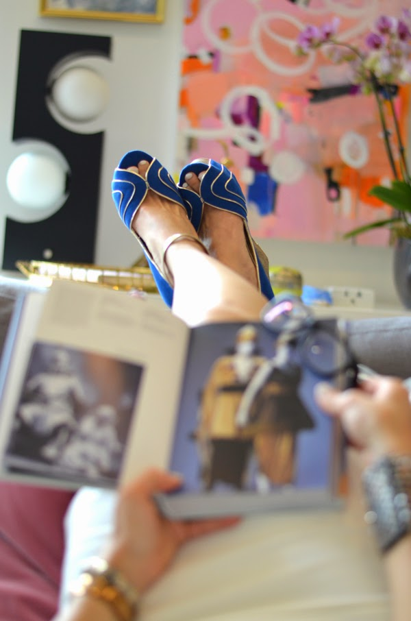 Ian Behrman, shoes, mimosa lane blog, platform shoes, reading