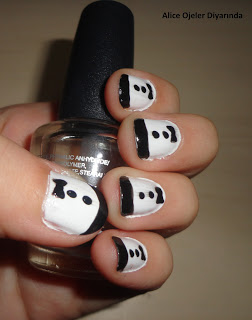 Smokin Nail Art