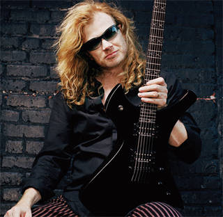 """Mustaine: """"se eu disser como me sinto, posso ser banido"""""""