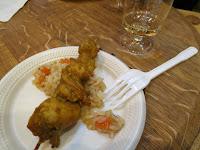 Skewered Tandoori Chicken