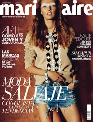 Marie Claire agosto 2013